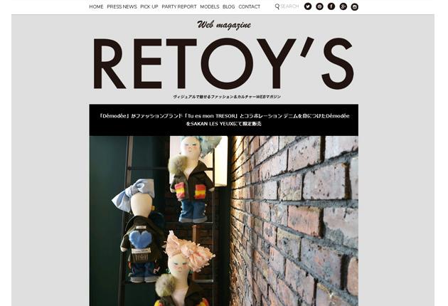 RETOY'S-web-magazine